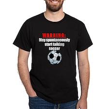 Spontaneous Soccer Talk T-Shirt