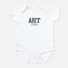 ART is... Infant Bodysuit