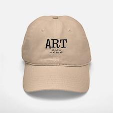 ART is... Baseball Baseball Cap