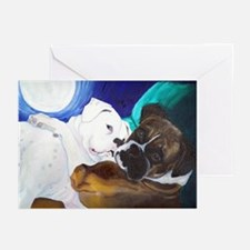 Busted Boxers Greeting Cards (Pk of 10)
