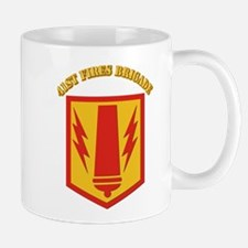 SSI - 41st Fires Brigade with Text Mug