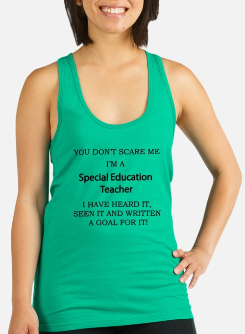 Special Education Teacher Tank Top