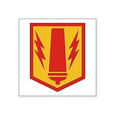 """SSI - 41st Fires Brigade Square Sticker 3"""" x 3"""""""