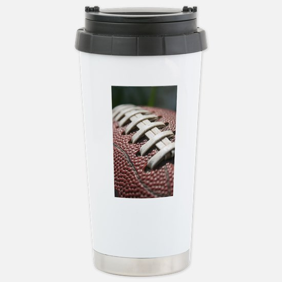 Football First Day of School 2013 017 Travel Mug