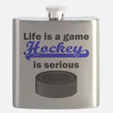 Hockey Is Serious Flask