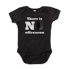 No Hockey Offseason Baby Bodysuit