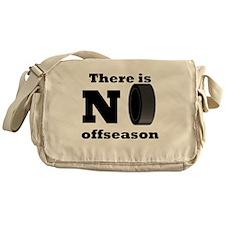No Hockey Offseason Messenger Bag