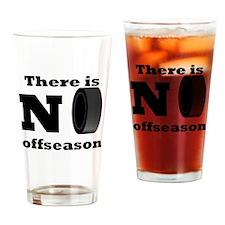 No Hockey Offseason Drinking Glass