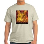 Devil Kitty Cat Light T-Shirt