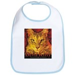 Devil Kitty Cat Bib