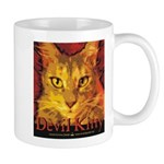 Devil Kitty Cat Mug