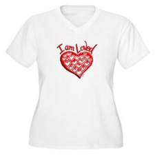 I am Loved Plus Size T-Shirt