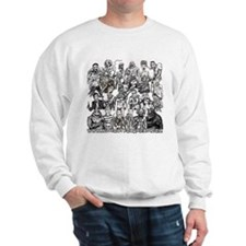 Art of TJ WYH Charicature Sweatshirt