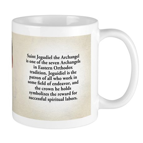 Saint Jugudiel Historical Mugs