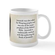 Jeremiah Historical Mugs