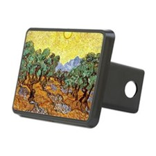 Van Gogh - Olive Trees wit Hitch Cover