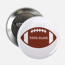 "Custom name Football 2.25"" Button"