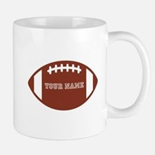 Custom name Football Mug