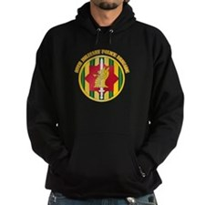 SSI - 89th Military Police Bde with Text Hoodie