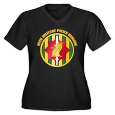 SSI - 89th Military Police Bde with Text Women's P