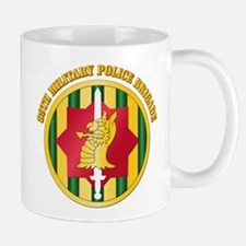 SSI - 89th Military Police Bde with Text Mug