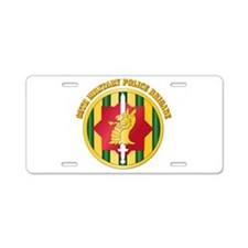 SSI - 89th Military Police Bde with Text Aluminum