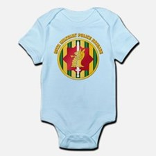 SSI - 89th Military Police Bde with Text Infant Bo