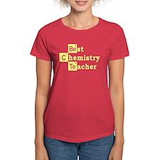 Best Chemistry Teacher T-Shirt