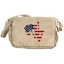 American Beauty Messenger Bag