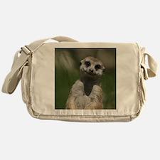 Meerkat004 Messenger Bag