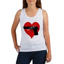 Love my Gun Women's Tank Top