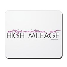 Just High Mileage Mousepad