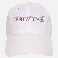 Just High Mileage Baseball Baseball Cap