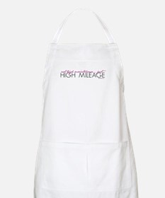 Just High Mileage BBQ Apron