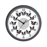 Boston terrier Basic Clocks