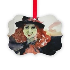 Gretchen the Good Witch Ornament