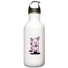 Chatty Pig Water Bottle