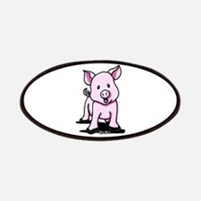 Chatty Pig Patches