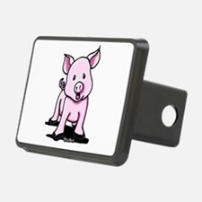 Chatty Pig Hitch Cover