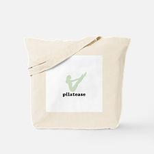 """Pilatease"" Tote Bag"