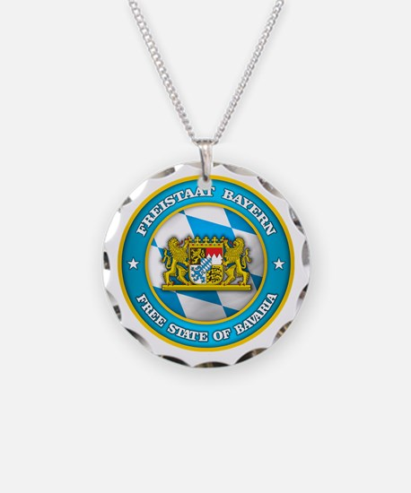 Bavaria Medallion Necklace