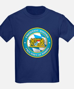 Bavaria Medallion T-Shirt
