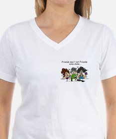 Friends and Wine Shirt