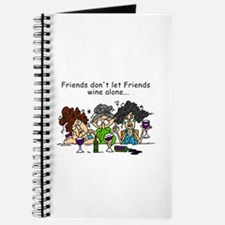 Friends and Wine Journal