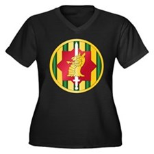 SSI - 89th Military Police Bde Women's Plus Size V