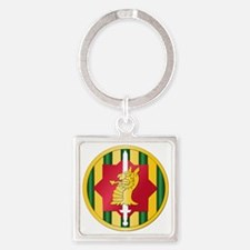 SSI - 89th Military Police Bde Square Keychain