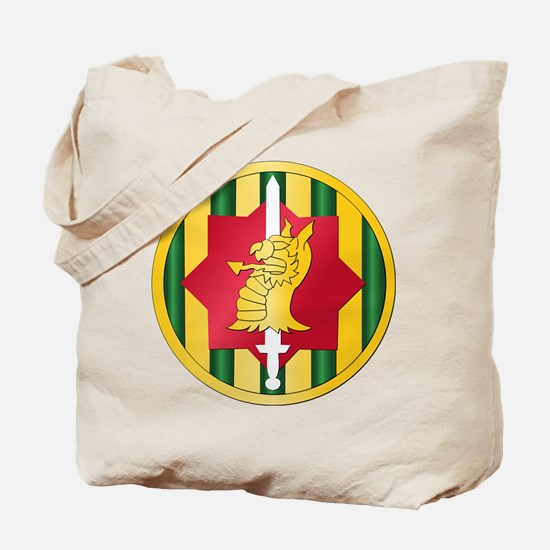 SSI - 89th Military Police Bde Tote Bag