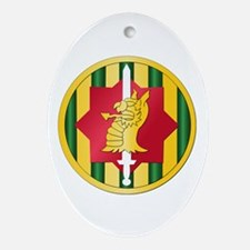 SSI - 89th Military Police Bde Ornament (Oval)
