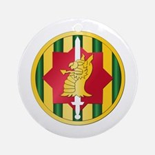 SSI - 89th Military Police Bde Ornament (Round)