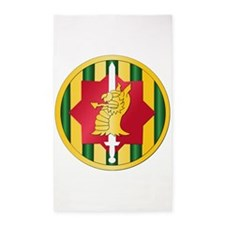 SSI - 89th Military Police Bde 3'x5' Area Rug